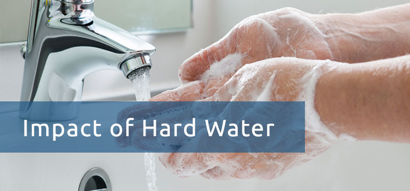 Impact of hard water