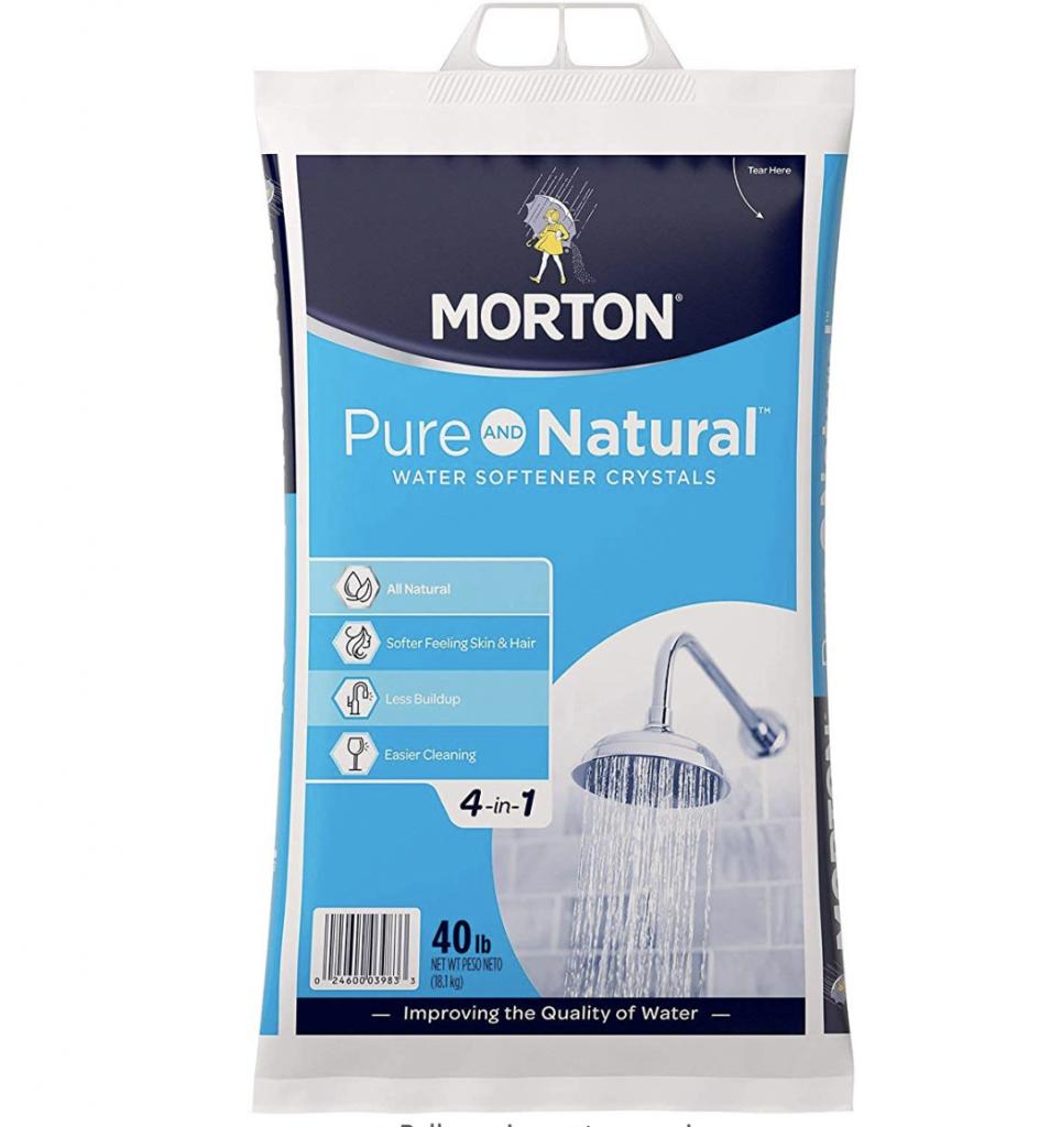 Morton Pure & Natural Water SofteningCrystals