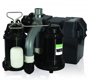 Wayne WSS30VN Upgraded Combination Sump Pump