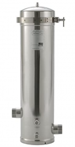 3M Aqua-Pure Whole House Large Diameter Stainless Steel Water Filter Housing SS12 EPE-316L 4808715