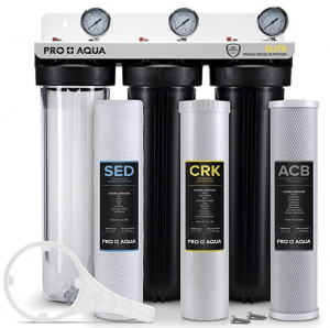 Pro Aqua ELITE Whole House Well Water Filter